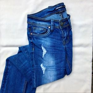 Dollhouse Charlie Distressed Jeans